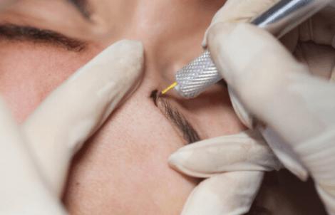 Microblading Yöntemi ile Kaşlarınız Muhteşem